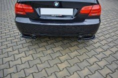 Splitters laterales traseros BMW 3 E92 M-Pack Facelift
