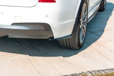 Splitters laterales traseros BMW X3 F25 M-Pack Facelift