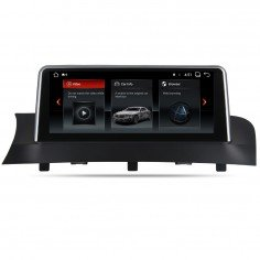 10.25  BMW X3 X4 Android 9.0 Car Stereo Carplay BMW X3 / X4