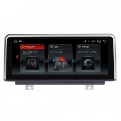 10.25 BMW 2 Series F22 F45 Android 9.0 Coche DVD GPS