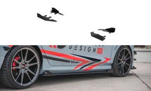 Flaps laterales Racing Durability Ford Fiesta MK8 ST / ST Line 2018-