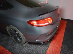 Mercedes Clase C W205 Coupe