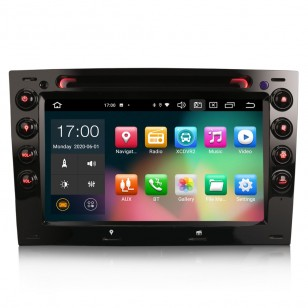 """NAVEGADOR MEGANE 7"""" android 10.0 / car play / android auto"""